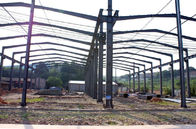 China Mining Storage Steel Framed Buildings , Fast Erection PEB Prefab Steel Buildings factory