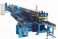 China 16 Main Rollers Cold Rolling Machine For Steel / Metal CZ Purlins company
