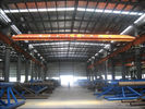 China Electric Overhead Bridge Crane Monorail Workshop Steel Bulding Lifting factory