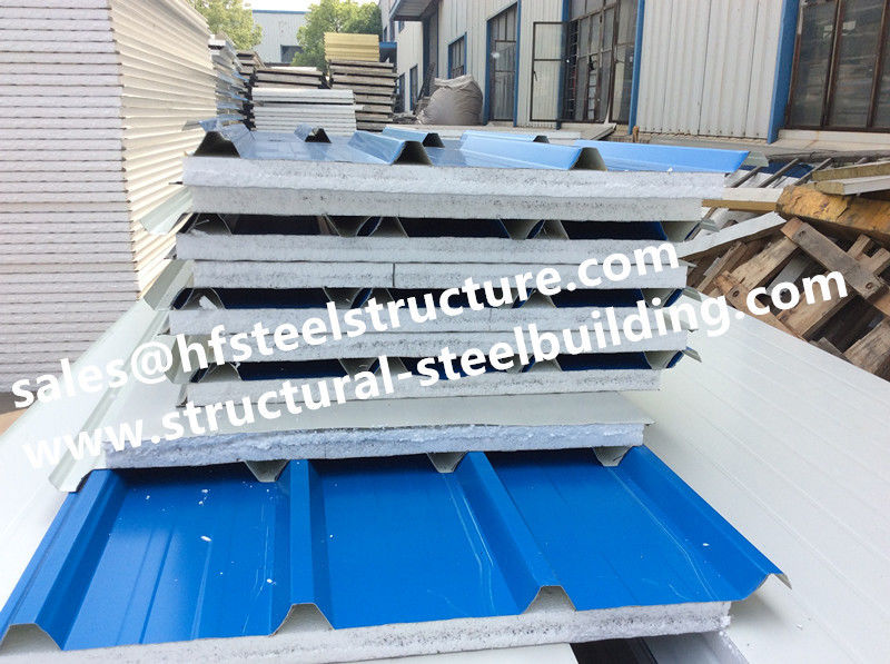 Used Freezer Insulated Panels : Fireproof cold room insulation panel and insulated roofing