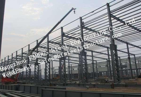 Steel Framing Prefabricated Industrial Steel Buildings