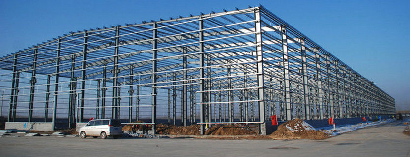 Structural Steel Framing : Complete structural steel fabrications for industrial