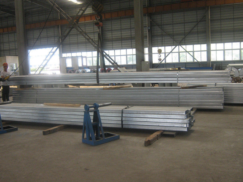 Corrosion Resistance Galvanised Steel Purlins With Easy
