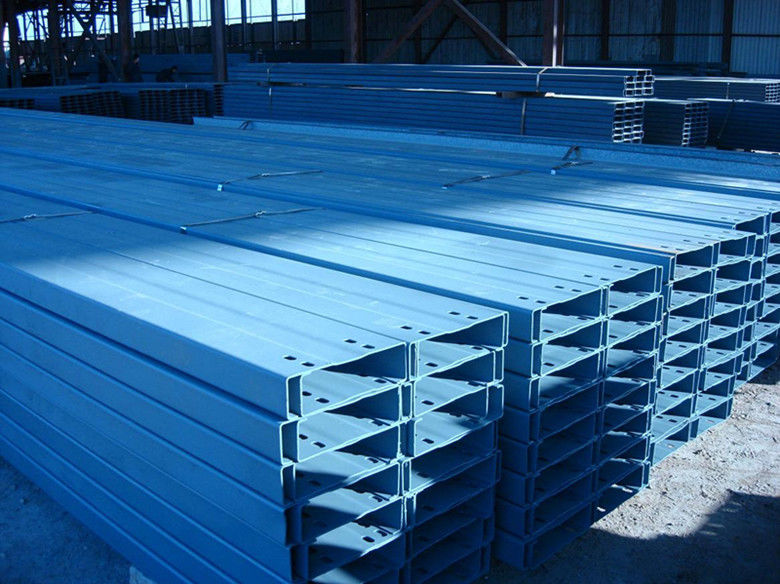 Galvanized Steel Purlinss And Girts For Industrial