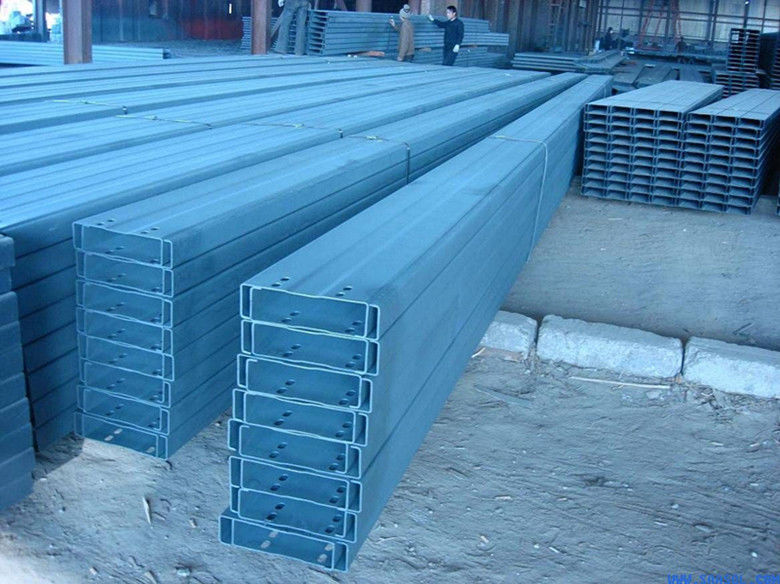 Hot Dipped Galvanized Steel Purlins Suspended Ceiling