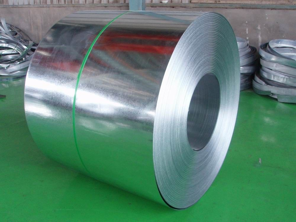 Agriculture Zinc Primer Galvanized Steel Coil By Hot Dip