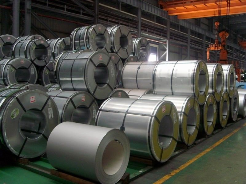 Az Primer Construction Metal Galvalume Steel Coil With Hot