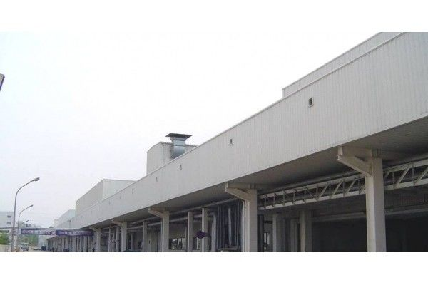 Galvanized Steel Structure Pre Engineered Buildings With