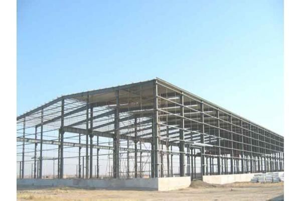 Light Weight Steel Pre Engineered Building Prefabricated