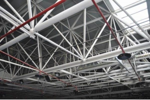 Energy saving structural steel fabrications buildings for Panelized building systems