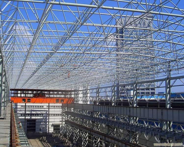 Steel Truss Commercial Steel Buildings For Retail Stores