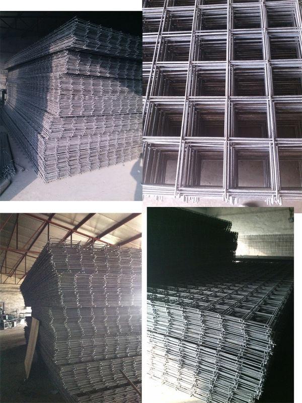 Hot Rolling Reinforcing Steel Rebar Seismic Reinforced For