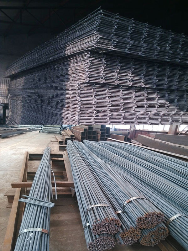 High Tensile Reinforcing Steel Rebar Mesh Prefabricated
