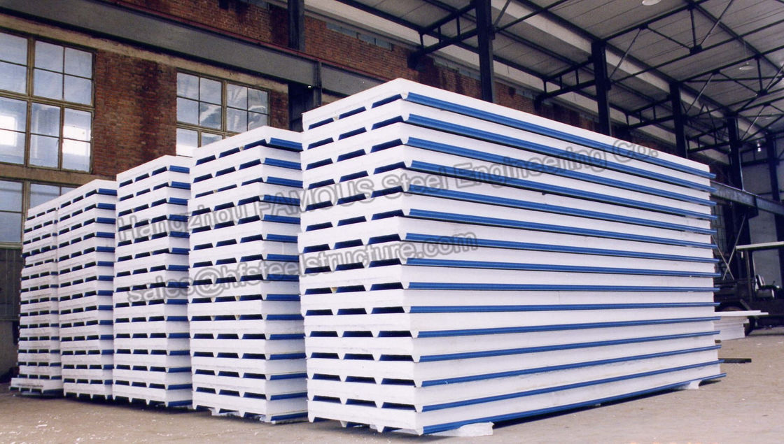 Insulation Eps Sandwich Panel Container House