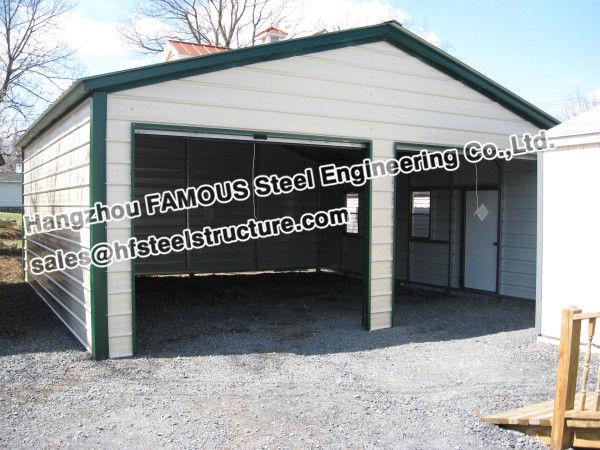 metal la structure m tallique de construction pr machin e par garage fabrication. Black Bedroom Furniture Sets. Home Design Ideas