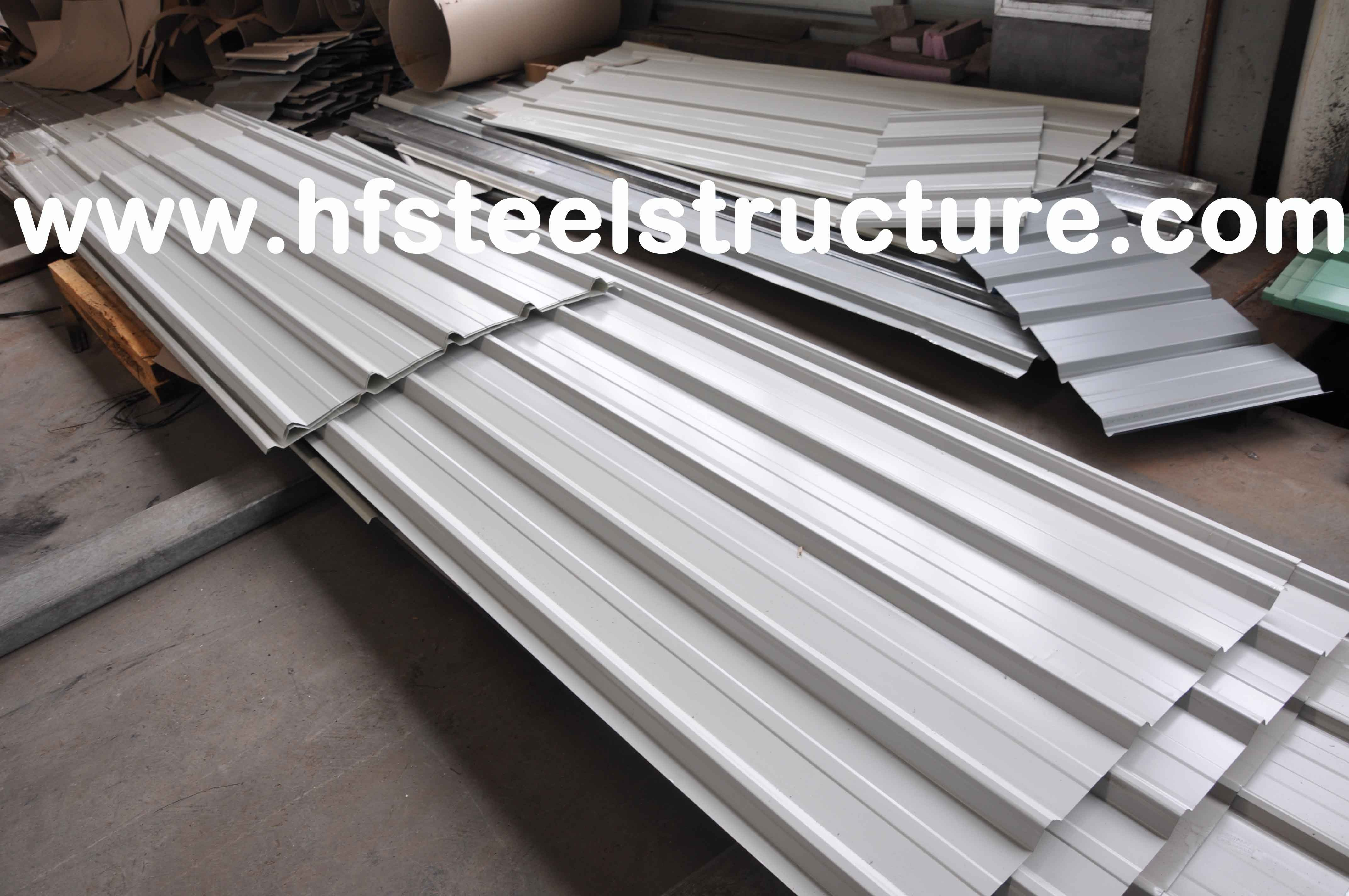 Light Weight Industrial Metal Roofing Sheets For Building