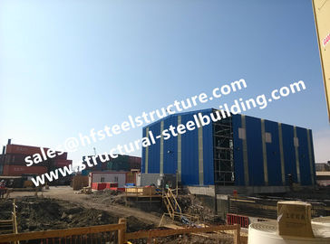 China Industrial Steel Pre Engineered Buildings Structural Steel Construction ISO9001:2008 SGS factory