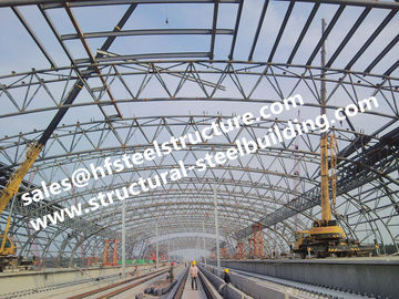 China Steel Structure Contractor Fabricator Industrial Steel Buildings Construction EPC factory