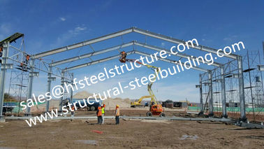 China Industrial Steel Buildings for Engineering Fabrication Construction Installation Turnkey Contractor factory