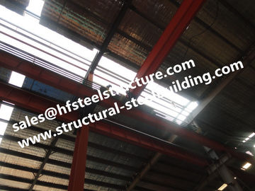 China Customize Prefab Industrial Steel Buildings Frame Apartment  / residential steel buildings factory