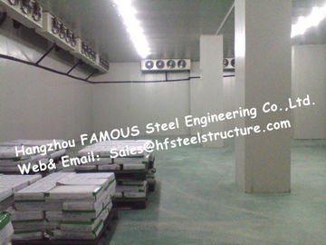 China Thermal Insulated Cooler Room And Walk in Cold Room For Fruits And Vegetables factory