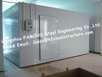 China Deep Freezer Cold Room Walk in Cold Storage And Frozen Freezer Walking Store For Fish And Meat factory