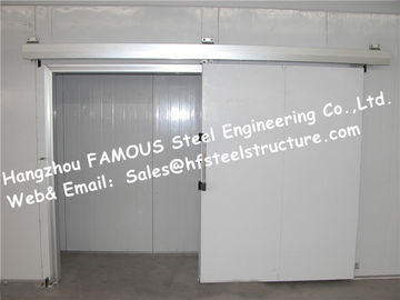 China EPS / PU Sandwich Panels Walk in Freezer Panel for Cold Storage to Keep Fruit Fresh factory