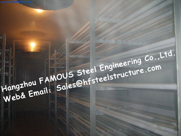 China Refrigerators and Cold Rooms in Chinese Origin Panels Cold Storage Provider factory