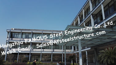 China Prefabricated Multi-storey Steel Building Construction Residential Apartment Buildings factory