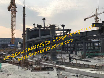 China Q235B Or Q345B Steel Framing Systems Building Project Design And Build factory