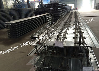 China Reinforced Steel Bar Truss Deck Slab Formwork System For Concrete Floors factory