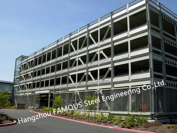 China High Performance Economical Steel Framing Systems Automobile Garages factory