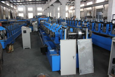 C Z Purlin Cold Roll Forming Machine To Q195 / Q235 Carbon Steel