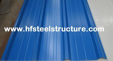 China High Strength Steel Plate Metal Roofing Sheets With 40 - 275G / M2 Zinc Coating factory