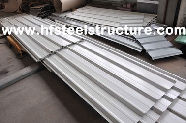 China Light Weight Industrial Metal Roofing Sheets For Building Material factory