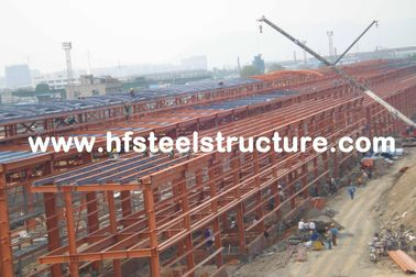 Wide Span Industrial Steel Buildings Light Steel Structure Building