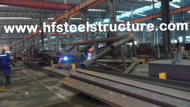 China Alloy Steel And Carbon Structural Steel Fabrications For Chemical Industry, Coal Industry factory