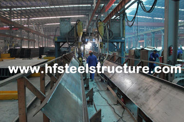 Shearing, Sawing, Grinding, Punching And Hot Dip Galvanized Structural Steel Fabrications