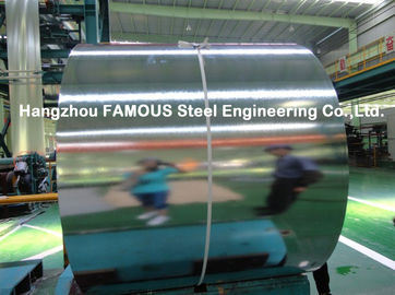China Hot Dipped Galvanized Steel Coil ASTM Grade A GI Coil Factory factory
