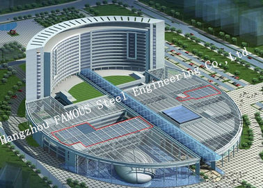 China Hospital Building And Medical School Complex Planning Design Construction General EPC Contractor factory