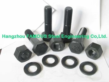 China Heavy Hex Structural Bolts Steel Buildings Kits With Alloy Steel And ASTM factory
