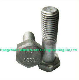 China Steel Buildings Kits Hex Bolt With Carbon Steel ASTM A325 A490 Bolt factory