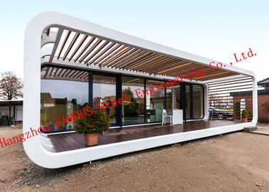 China Prefab Affordable Housing Pre-engineered Building With Financing Funder Or Investor factory
