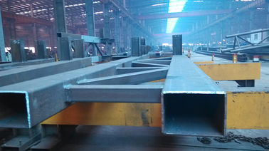 China Steel Building Structural Steel FabricationsBy Professional Production Line factory