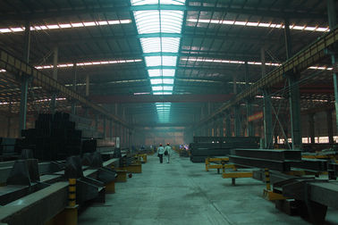 China Q235 Q345 Buliding Structural Steel Fabrications According to Auto CAD Drawings factory