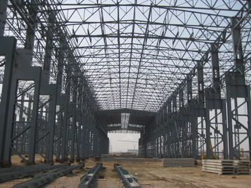 China Construction Structural Steel Fabrications With Standards ASTM JIS NZS EN factory