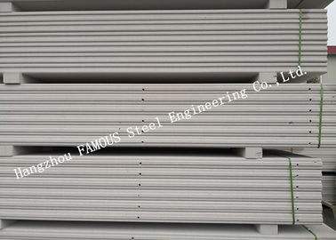 China Lightweight FASEC Prefab - I Panel For Pre-engineered Building Cladding Systems factory