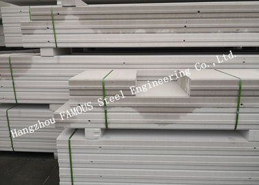 China Autoclaved Aerated Concrete Pre-Engineered Building FASEC Prefab - I Panel For Internal Wall Panel factory