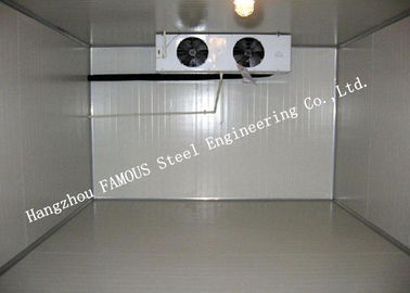 Temperature Controlled Prefabricated Modular Cold Room Panel For Fresh Fruit And Vegetable Cold Storage