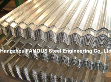 China Industrial Metal Roofing Sheets For Wall Of Steel Shed Workshop Factory Building factory